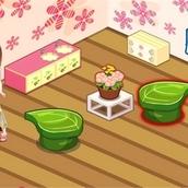 Игра Переделка дома в цветах