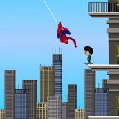 Игра Человек паук 10