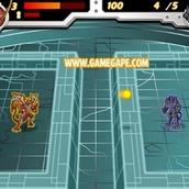 Игра Бакуган Драго сражается с врагами
