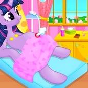 игры животные для девочек больница