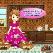 Игра Принцесса София прекрасная