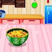 Готовить еду: кухня Сары
