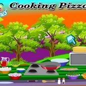 Игра Готовим пиццу