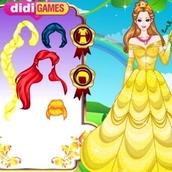 Одевалка принцесс для девочек