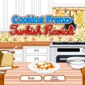Игра Кухня Сары новые рецепты