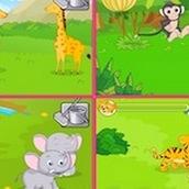 Зоопарк с животными