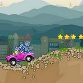 Игра Барби гонки для девочек