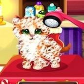 Игра Уход за животными в Рождество