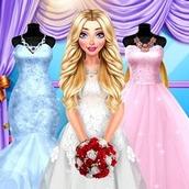 Игра Свадьба Барби: одевалка для девочек