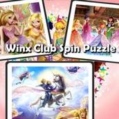 Игра Пазлы Винкс для девочек