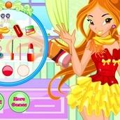 Игра Винкс Мификс для девочек