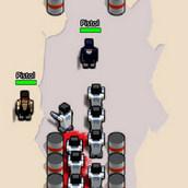 Игра Стрелялка на двоих против зомби