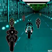 Игра Гонки на мотоциклах на двоих
