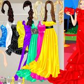 Игра Барби: Показ мод 3