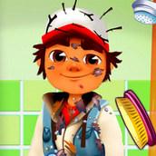 Игра Сабвей Серф: грязный Джейк