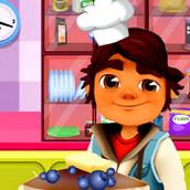 Игра Сабвей Серфер кулинар