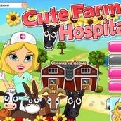 Игра Лечить животных на ферме