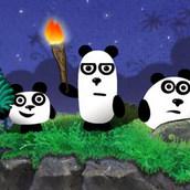 Игра 3 панды 3: ночь