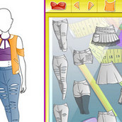 Игра Дизайнер одежды