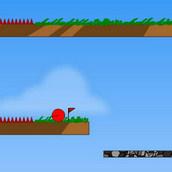 Игра Красный мяч