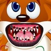 Игра Лечить зубы собачке
