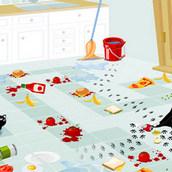 Игра Приключения Пушка на кухне