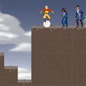 Игра Аватар: опасности на змеиной тропе
