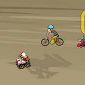 Игра Безумная гонка Кика Бутовского