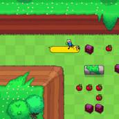 Игра Время приключений: охота за сокровищами и урожаем