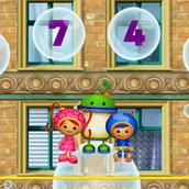 Игра Умизуми снимают с крыши обезьянку