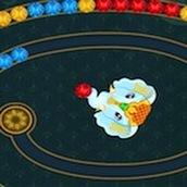 Игра Волшебные индийские шарики зума