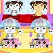 Игры для девочек о мыть животных