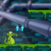 Приключения Свомпи в канализации