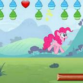 Игра Охота Пинки Пай за пирожными