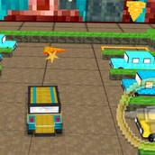 Игра Машины в Майнкрафт