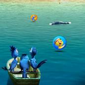 Игра Рио 2: путешествие по водам Амазонки