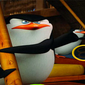 Поиск цифр с хитрыми пингвинами