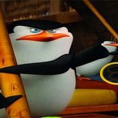 Игра Поиск цифр с хитрыми пингвинами