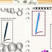Игра Тест: что можно сказать о вас по почерку?