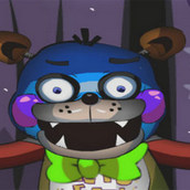 Игра 5 ночей с Фредди: разработай аниматроника
