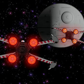 Звёздные войны: космические сражения