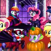 Игра Карнавал на Хеллоуин