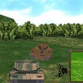 Игра Танковые бои в 3Д онлайн