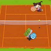 Теннис в Майнкрафт