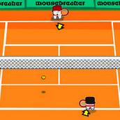 Игра Убойный турнир по теннису
