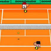 Убойный турнир по теннису
