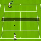 Игра Теннисный чемпионат