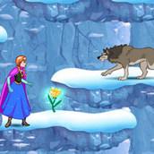 Игра Бродилка Холодное сердце