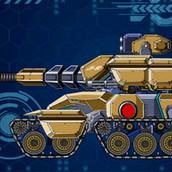 Игра Робот танк