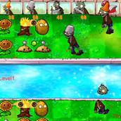 Игры зомби против растений 3д